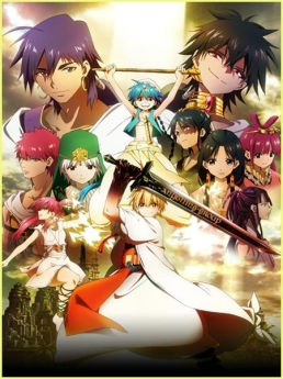 Magi: Labyrinth of Magic [TV-1]