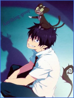 Ao no Exorcist Special, Kuro`s Trip Away from Home