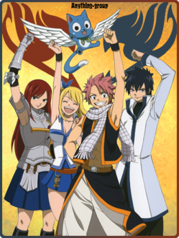 Fairy Tail [TV-1]