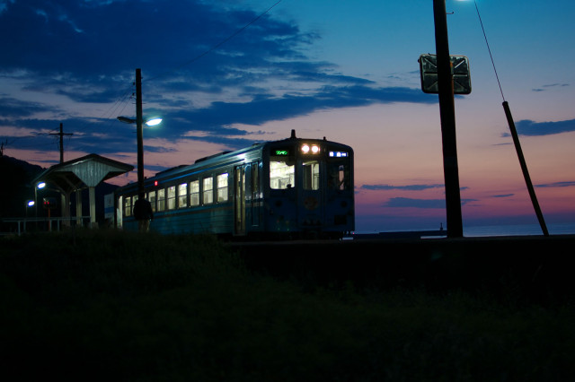 Станция Шимонада, Эхиме