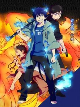 Ao no Exorcist: Kyoto Fujouou-Hen [TV-2]