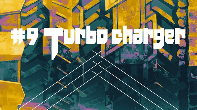 #9 Turbo charger | Дека Денс / Deca-Dence