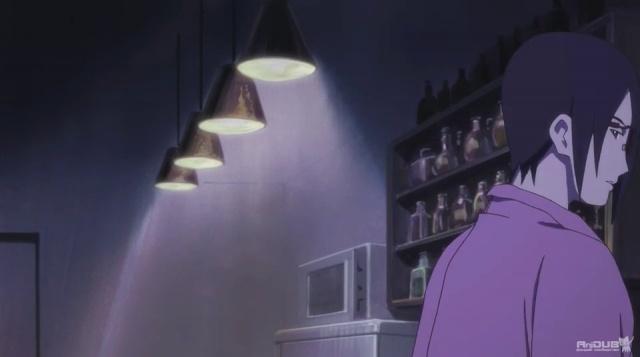 В погоне за призраком. Ghost Hound [16] [AniDUB]