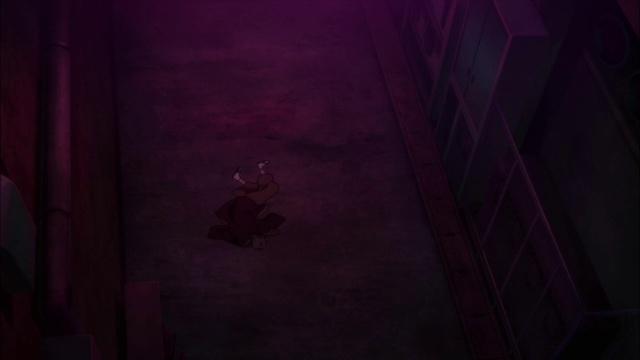 08 (33) - Убийца в маске | Bungou Stray Dogs (TV-3) [Anything Group]