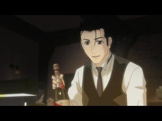 Бармен / Bartender - 10 серия [Sad_Kit & Kasumi]