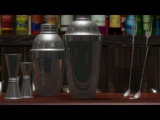 Бармен / Bartender - 11 серия [Sad_Kit & Kasumi]