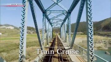 Вдоль сверкающей реки в самом сердце Японии - Железнодорожный круиз / Train Cruise Episode 31 [Anything Group]