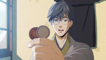 """Стих 7 - Воспитанный вор   Детективное агенство """"Дятел"""" / Kitsutsuki Tanteidokoro"""